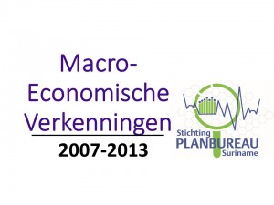 Macro-Economische Verkenningen 2007-2013