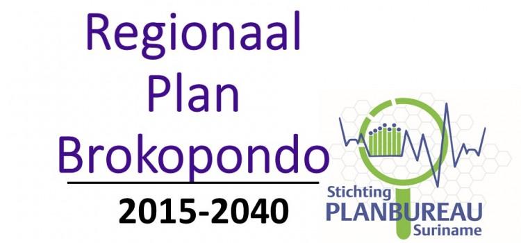 Regionaal Plan Brokopondo 2015 – 2040
