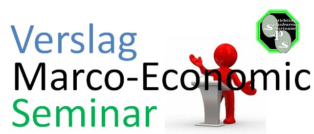 Verslag Macro-Economic Seminar