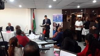 Training van start voor topfunctionarissen planning van de overheid